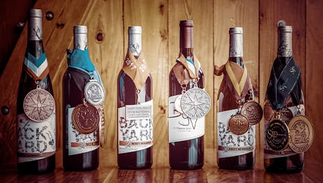 We're Proud of Our Award-Winning BC Wines