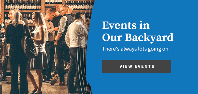Events at Backyard Vineyards